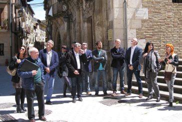 Estella propone el antiguo ayuntamiento como Centro Jacobeo