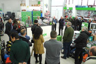 El Grupo AN inaugura una nueva tienda en Estella