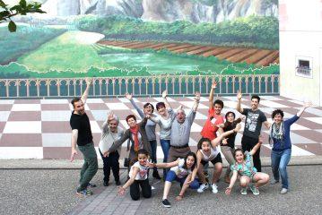 ASOCIACIONES – Grupo de teatro de Abárzuza – Motivos para reír