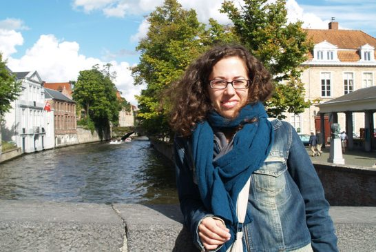 """TIERRA ESTELLA GLOBAL – Sara Azcona – Bélgica – """"Bruselas ofrece oportunidades como sede de las instituciones europeas, pero es muy competitiva"""""""
