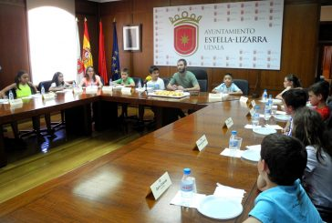 Valeria Gómez ejercerá de alcaldesa infantil en Fiestas de Estella