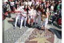 CALLE MAYOR 586 – LAS FIESTAS DEL PUY LLENARON LAS PLAZAS DE ESTELLA