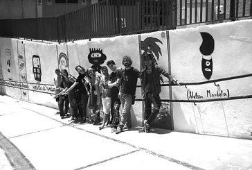 Un mural plasma el trabajo en equipo del programa 'Pasarelas'