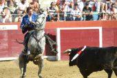 Guillermo Hermoso de Mendoza debutará oficialmente en la plaza de Estella