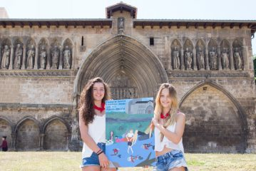 Maite Etxalar, Ekhiñe Urra y Anne Zabala – Cartel categoría intermedia – Un éxito compartido