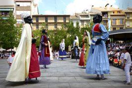El valls 'Belmecher' se suma al repertorio coreográfico de la Comparsa