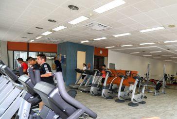 Se abre al público la nueva sala de musculación del polideportivo estellés