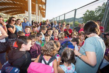 1.981 escolares volvieron a las aulas en Estella el 7 de septiembre