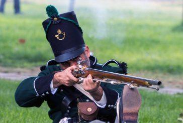 Estella revivió varios hitos de la tercera guerra carlista