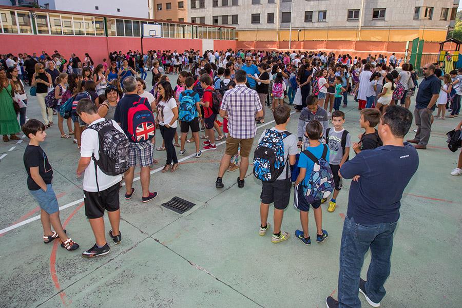 Colegio Santa Ana – vuelta al cole curso 2016-2017