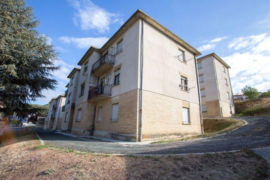 El Ayuntamiento estellés planea un parque de vivienda social en Camineros