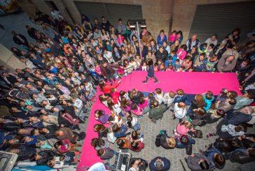 Tardes de moda en el centro de Estella