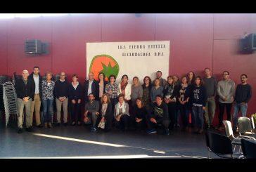La Comisión de Educación del Parlamento de Navarra visitó el IES Tierra Estella