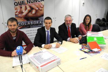 Apoyo escolar conjunto a familias necesitadas