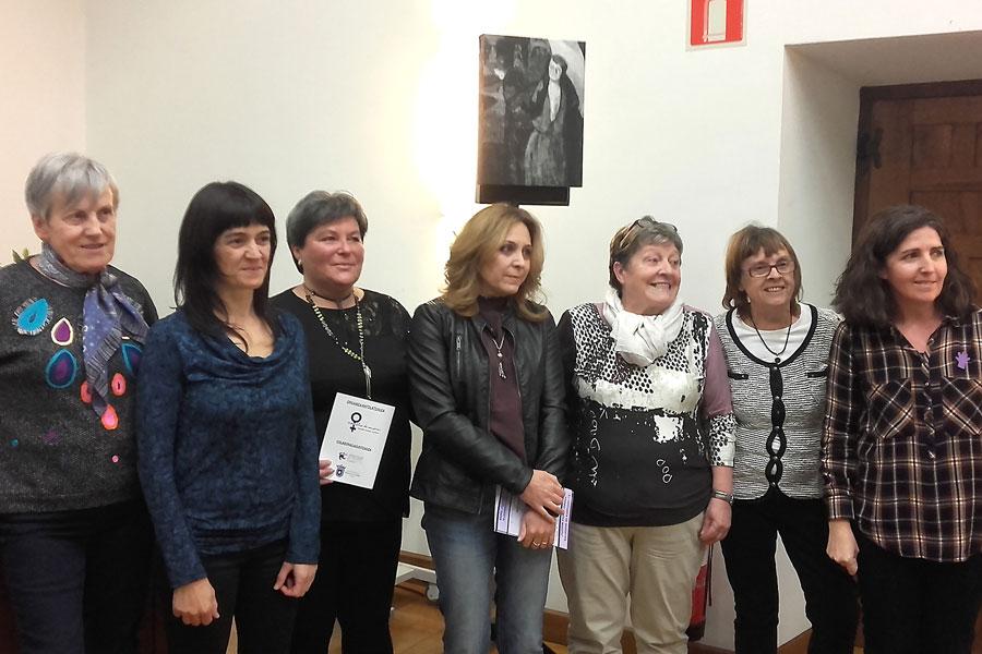 Entrega de los premios del Certamen Literario María de Maeztu