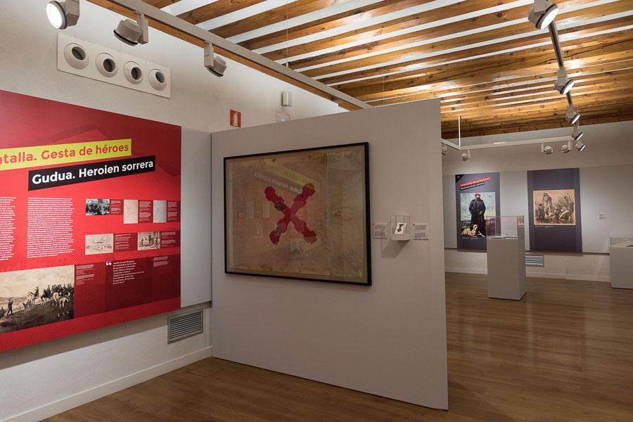 Exposición sobre Montejurra en el Museo del Carlismo