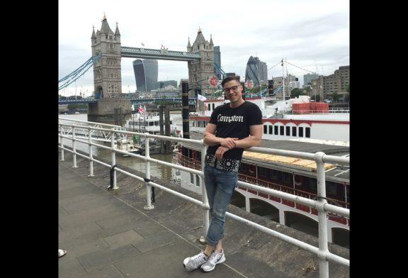"""TIERRA ESTELLA GLOBAL – Koldo Puerta – """"Londres te hace grande, pero es una ciudad muy cañera y con muchísimo estrés"""""""