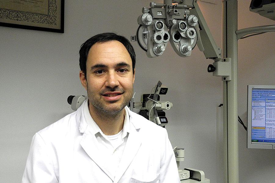 Raúl Azpilicueta - Audioprotesista de Óptica Lizarra