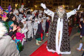 Los Reyes Magos pusieron el final más ilusionado a la Navidad