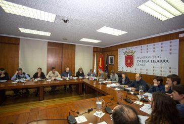 El Ayuntamiento de  Estella aprueba 11,16 millones de Presupuesto para 2017