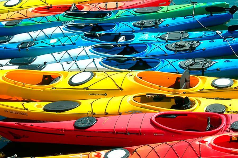 Ega Kayak organiza la XII Concentración de Piraguas