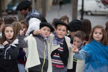 Cientos de alumnos celebran Santa Águeda