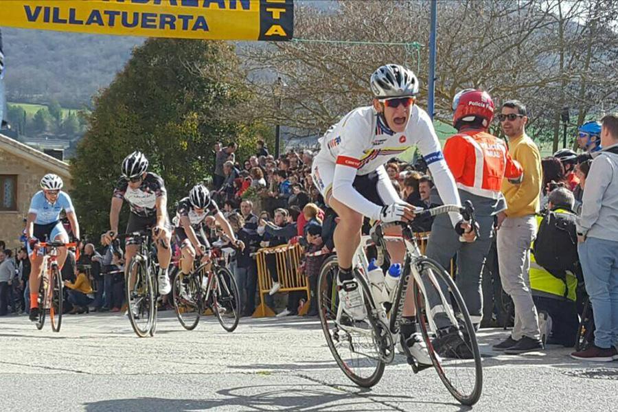 Villatuerta celebra el trigésimo noveno Circuito San Veremundo