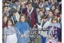 CALLE MAYOR 603 – SANTA ÁGUEDA VUELVE A ESTELLA A RITMO DE 'MAKILA'