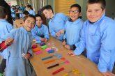 El colegio Mater Dei celebra San Luis Orione