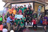 Gran participación en el III Trail Montejurra