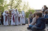 La Procesión del Santo Entierro, más multitudinaria que nunca