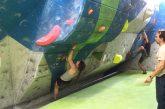 Mugitu organizó la II Competición Boulder de Tierra Estella