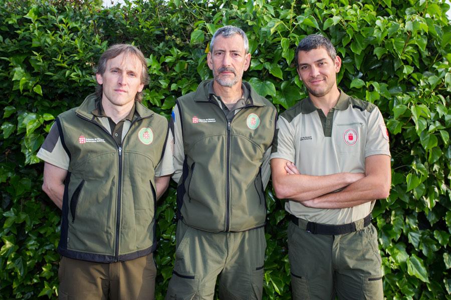 PRIMER PLANO – Protectores y gestores del patrimonio natural de Tierra Estella