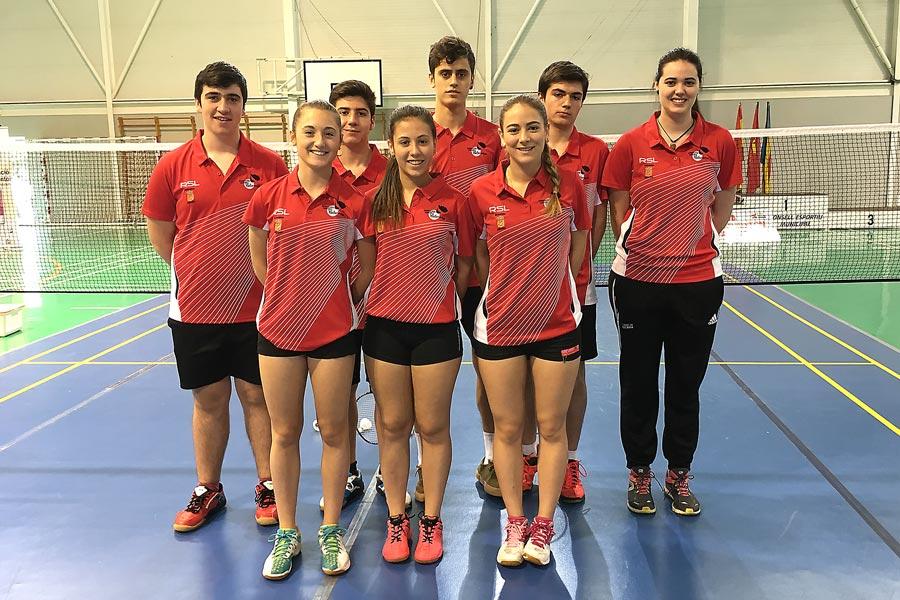 El bádminton de Estella, presente en el Campeonato de España sub-17