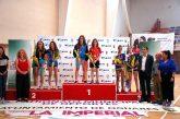 Amaia Torralba, campeona de España sub-13 en dobles