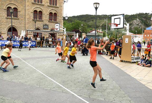 El streetball tomó Estella y batió récord