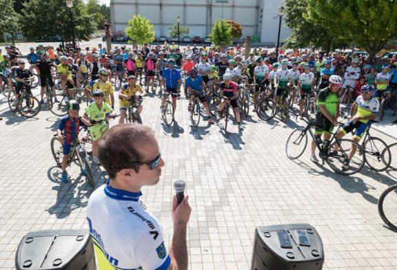 Los ciclistas reclaman más seguridad