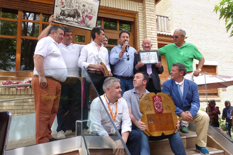 La romería de San Gervás desveló el cartel taurino de fiestas
