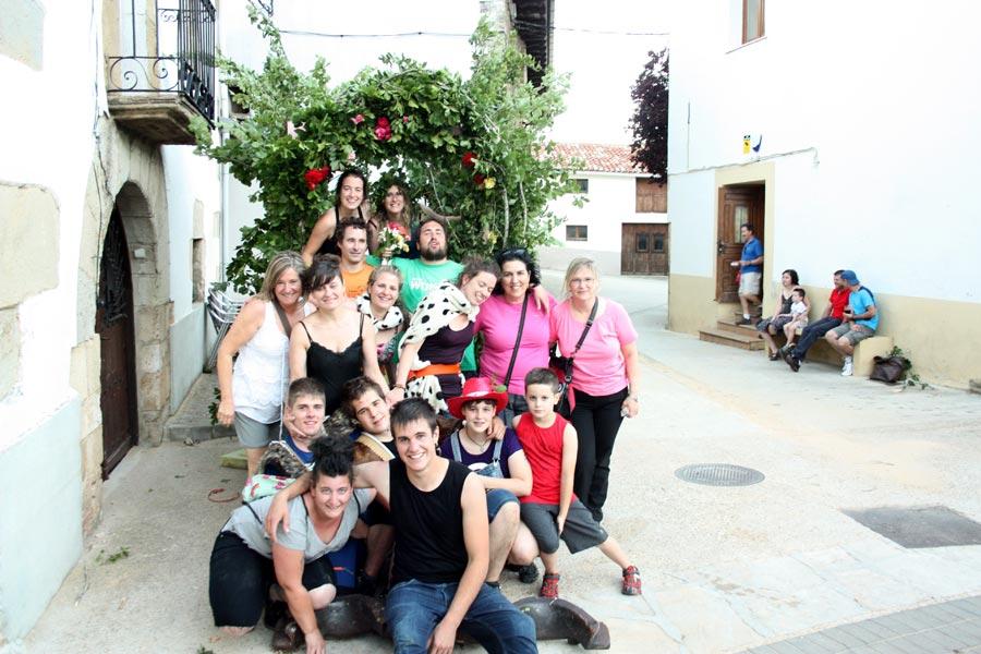 San Adrián y el carro  de los novios