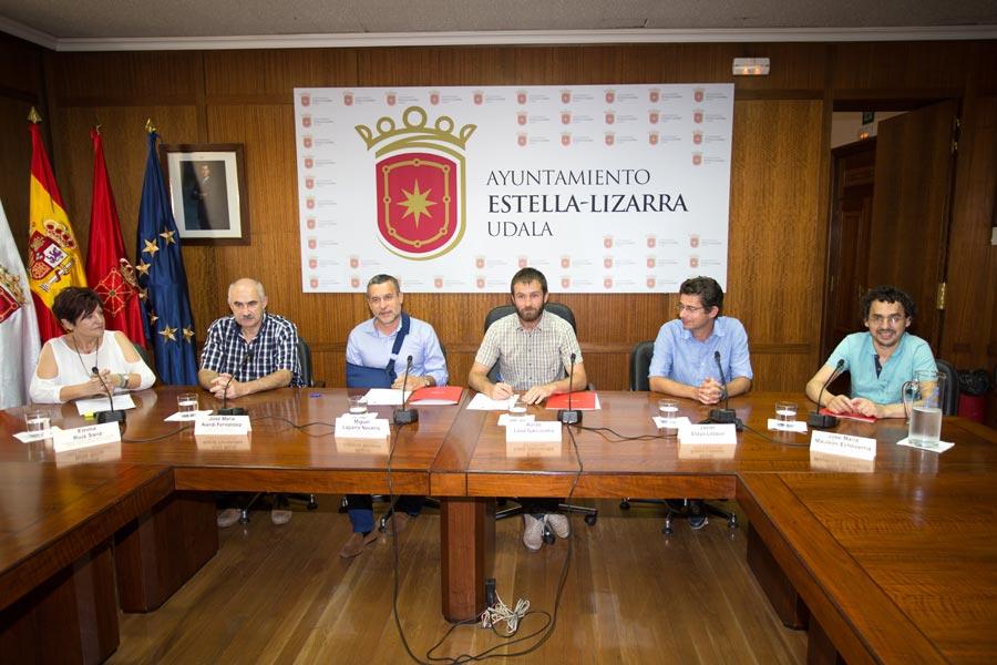 Estella se suma al  programa 'Bolsa de Alquiler' del Gobierno de Navarra