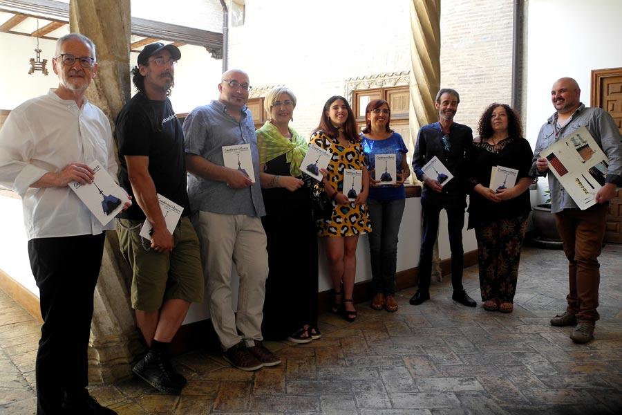 Rincones con poesía en 'Cuaderno de banco'