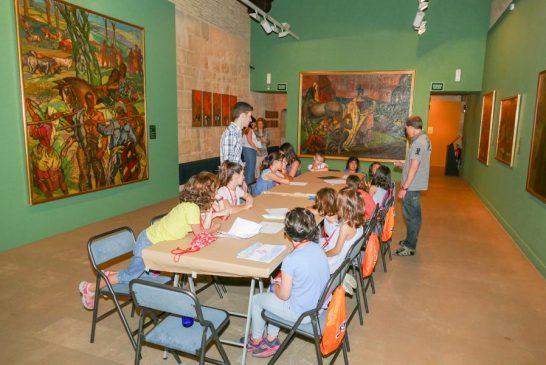 Arrancan los talleres de verano en el Gustavo de Maeztu