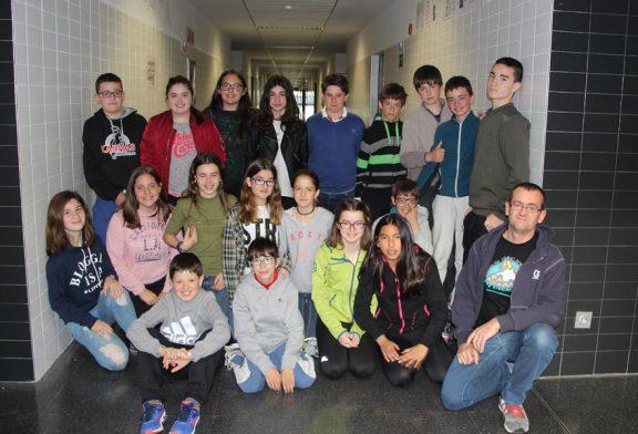 El alumnado del IES Tierra Estella recaudó 14.500 euros  con fines solidarios