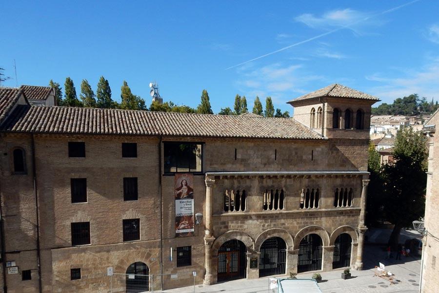Conservación y  restauración del  patrimonio en  el Gustavo de Maeztu