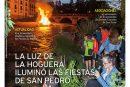 CALLE MAYOR 613 – LA LUZ DE LA HOGUERA ILUMINÓ LAS FIESTAS DE SAN PEDRO