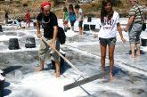 La sal, protagonista de las Jornadas Gastronómicas en Salinas de Oro