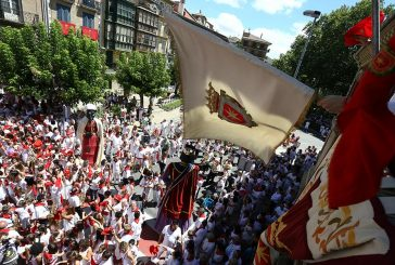 Domingo, procesión y pañuelada – 06-08-2017