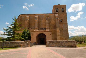 Cinco iglesias de Tierra Estella abren sus puertas al público