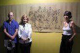 Inicio de las actividades en el museo con motivo del homenaje de Picasso a Maeztu