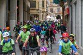 El Día de la Bici reunió a 1.100 participantes